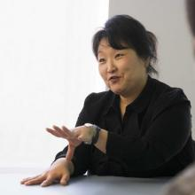 Photo of Susan Yoon