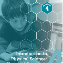Cover page for CS in Science Module 4