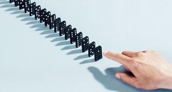 Dominoes by Getty Images
