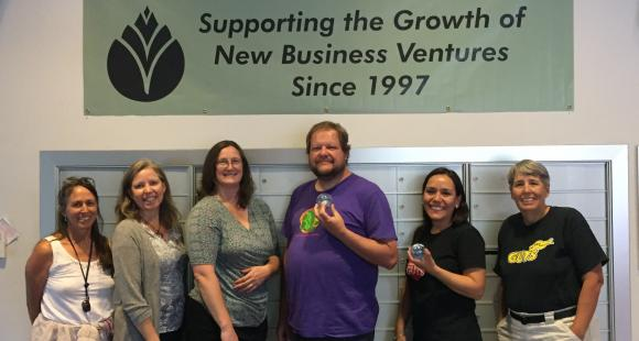 GUTSy teachers at the Santa Fe Business Incubator
